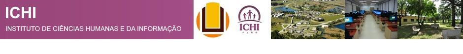 ICHI FURG Instituto de Ciências Humanas e da Informação